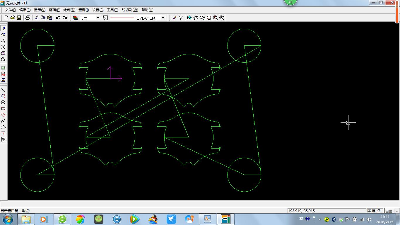 软件功能  齿轮与线切割  > 苏州不虚此行----线切割连续跳步,全自动